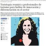 Turiscom - Turistopia reunira a profesionales de turismo para hablar de innovacion y diferenciacion en el sector