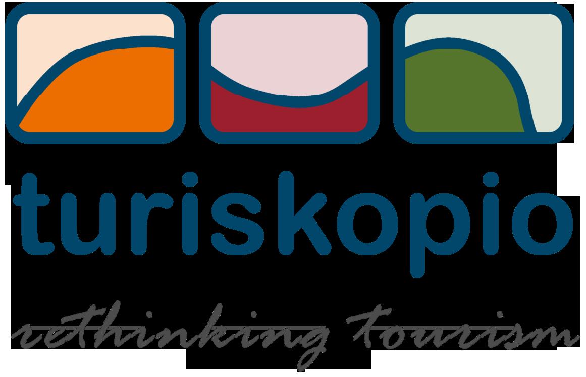 logo Turiskopio rethinking tourism