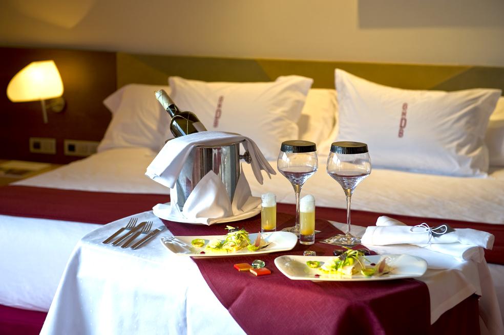 Silken Gran Hotel Domine Bilbao - habitación
