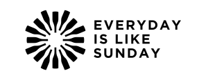 Everyday is Like Sunday - logo