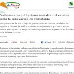 ABCViajes - Profesionales del turismo muestran el camino hacia la innovacion en Turistopia