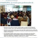 El Mundo Empresarial - TURISTOPIA, un evento para profesionales de turismo innovadores