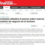Inversion & Finanzas: Turistopia debatirá el jueves sobre nuevos modelos de negocio en el turismo