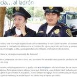 Turiskopio - Policia al ladron