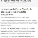 Viajes-Vuelos Noticias: La tercera edición de Turistopía apuesta por los proyectos innovadores