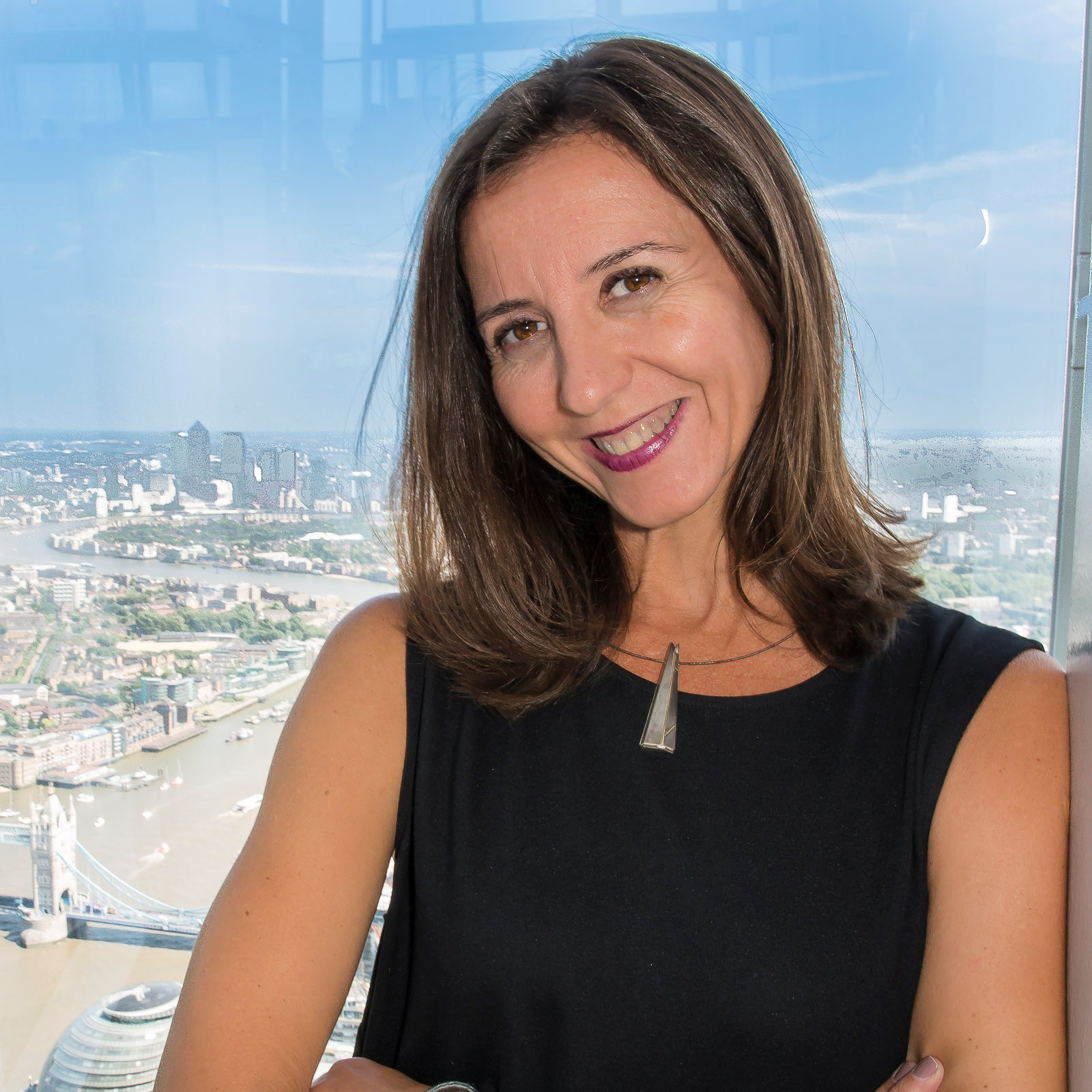 Anna Domingo - The View from the Shard