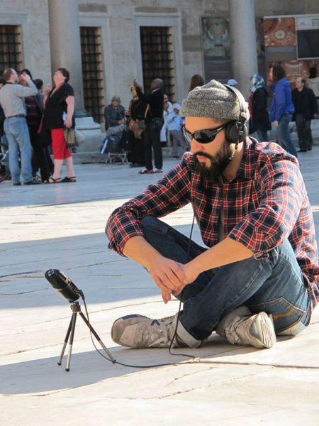Antonio Chavez - grabación