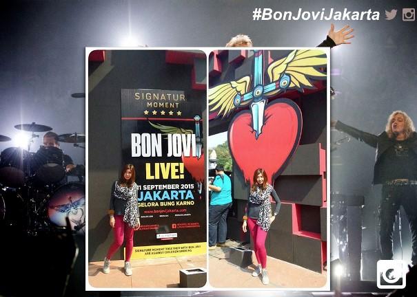 #BonJovi en Tweetbinder
