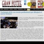 Gran Hotel Turismo - Turistopia 2015