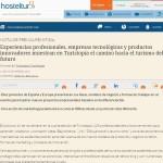 Hosteltur - Experiencias profesionales empresas tecnológicas y productos innovadores muestran en Turistopía el camino hacia el turismo del futuro