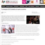 STB Magazine - Turistopia 2015