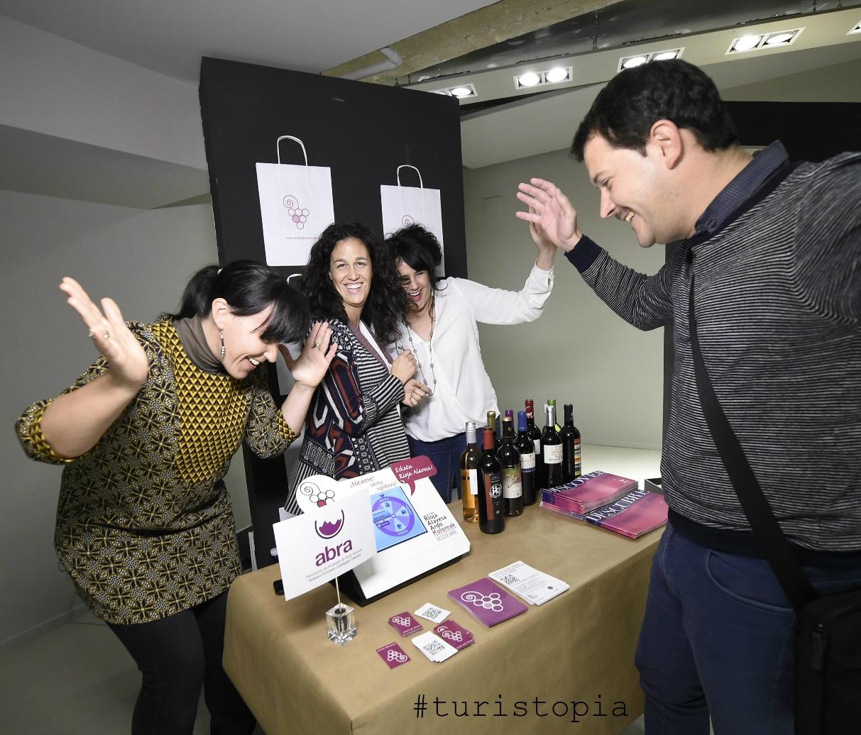 ABRA - celebrando el vino