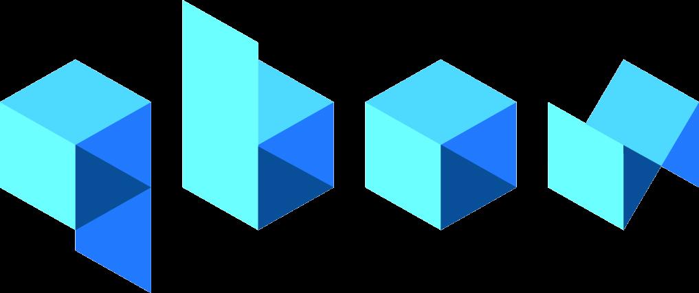Logo QBOX · Imaginación Infinita
