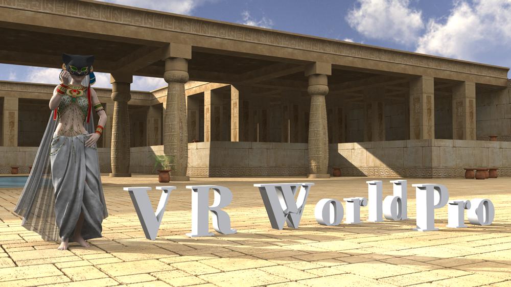 Presentamos VR World Pro