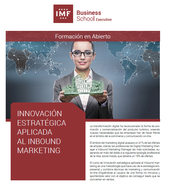 IMF Innovacion Estrategica Inbound Marketing